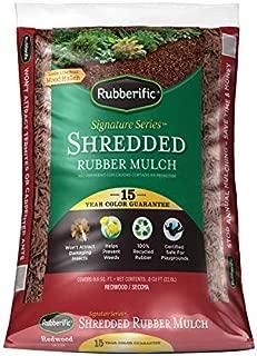 shredded redwood