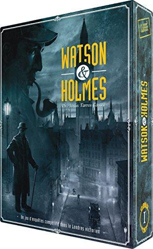 Watson & Holmes Asmodee - Juego de Mesa