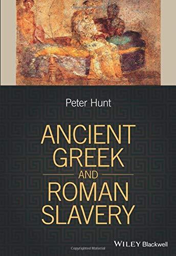 Ancient Greek and Roman Slavery