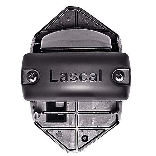 Lascal KiddyGuard AVANT Kit d'installation fermeture sur rampe Noir