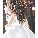 SEIKO MATSUDA COUNT DOWN LIVE PARTY 2006-2007 [Blu-ray]
