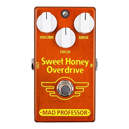 Mad Professor マッドプロフェッサー エフェクター FACTORY Series オーバードライブ Sweet Honey Overdriv...