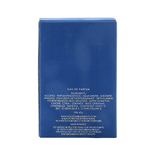 DOLCE&GABBANA Light Blue Eau Intense Pour Homme Eau de Parfum Spray, 1.6 oz