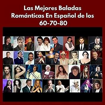 Las Mejores Baladas Románticas en Español de Los 60-70-80