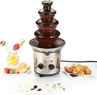 Chocolate Fountain Fondue Event Wedding Children Birthday Festive Party Supplies Christmas Chocolate Waterfall Machine Sta...