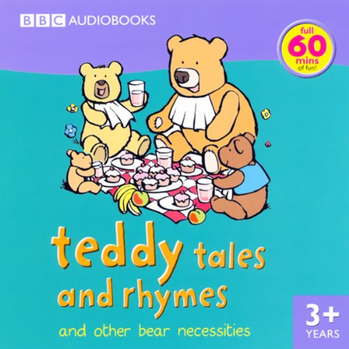 Teddy Tales and Rhymes cover art