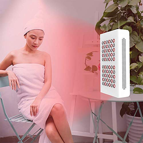 Cheapest Prices! 300W Red LED Light Therapy Lamp Red 660nm & Near Infrared 850nm for Skin and Pain R...