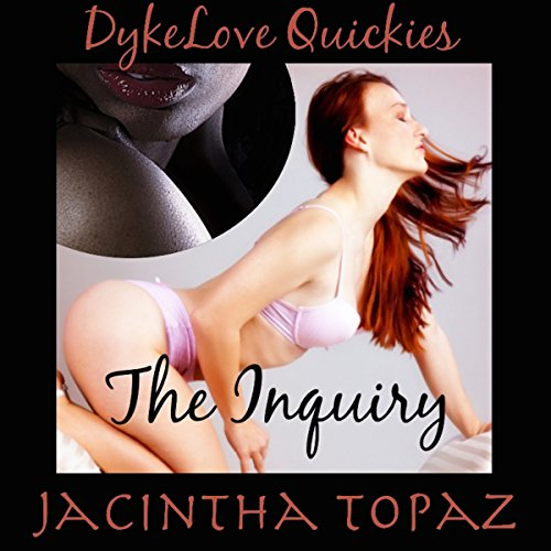 The Inquiry Audiobook By Jacintha Topaz cover art