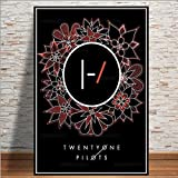 Poster Prints Abstract Twenty One Pilots Music Rock Band