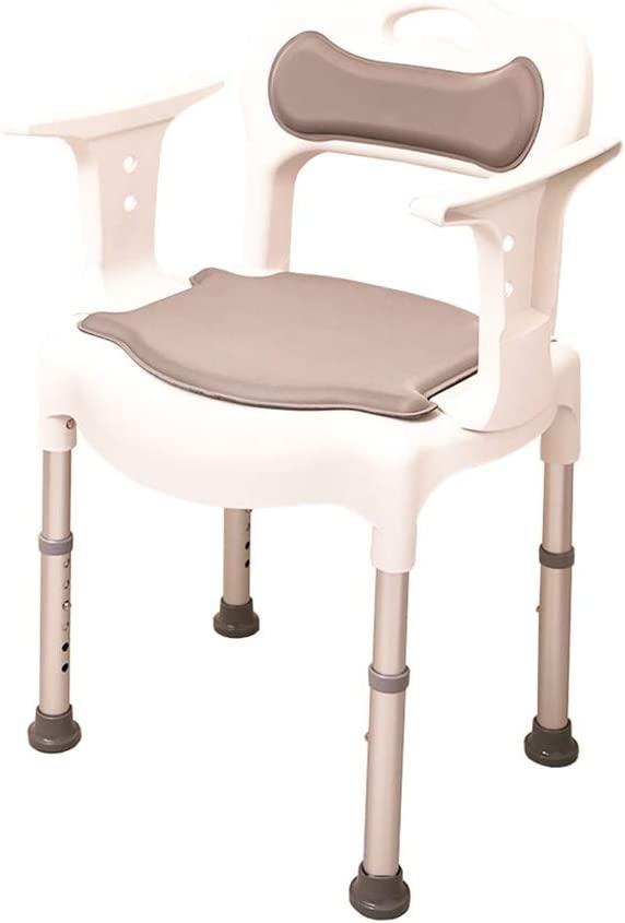 Popularity Safety Non-Slip Commodes Toilet with 2021 Commode Adjustable Bucket H