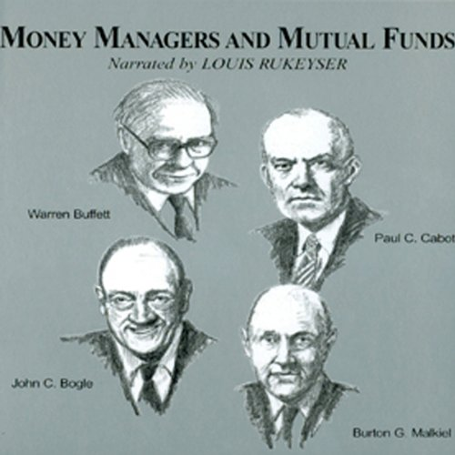 Money Managers and Mutual Funds audiobook cover art