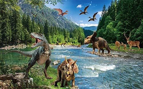 Legpuzzel Voor Volwassenen 500 Stukjes, Dinosaurussen Uit Het Jura-Tijdperk, 1500/1000/500/300 Stukjes, Kinderen Speelgoed Geschenken