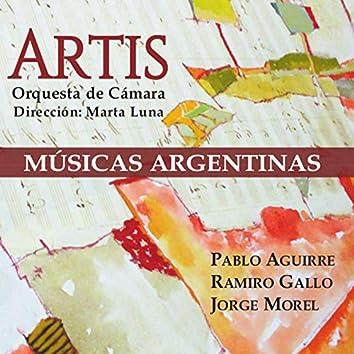 Músicas Argentinas