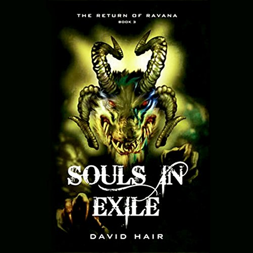 Souls in Exile audiobook cover art