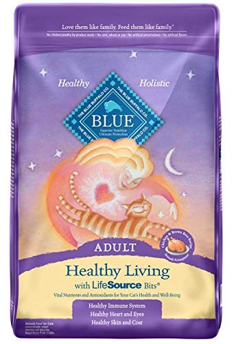 Blue Buffalo Healthy Living Cat Food