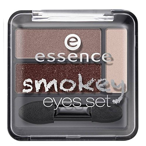 essence - Lidschatten Palette - smokey eyes set - 02 smokey day
