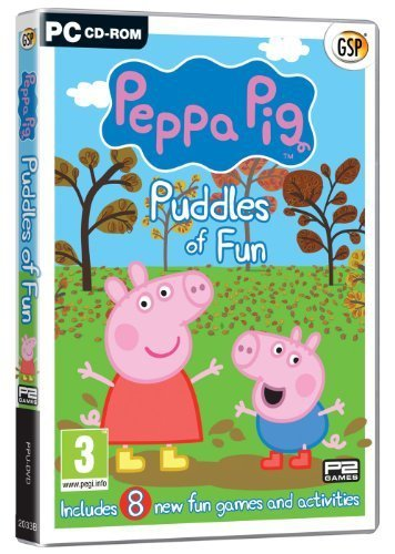 Peppa Pig 2 - Puddles of Fun [import anglais]