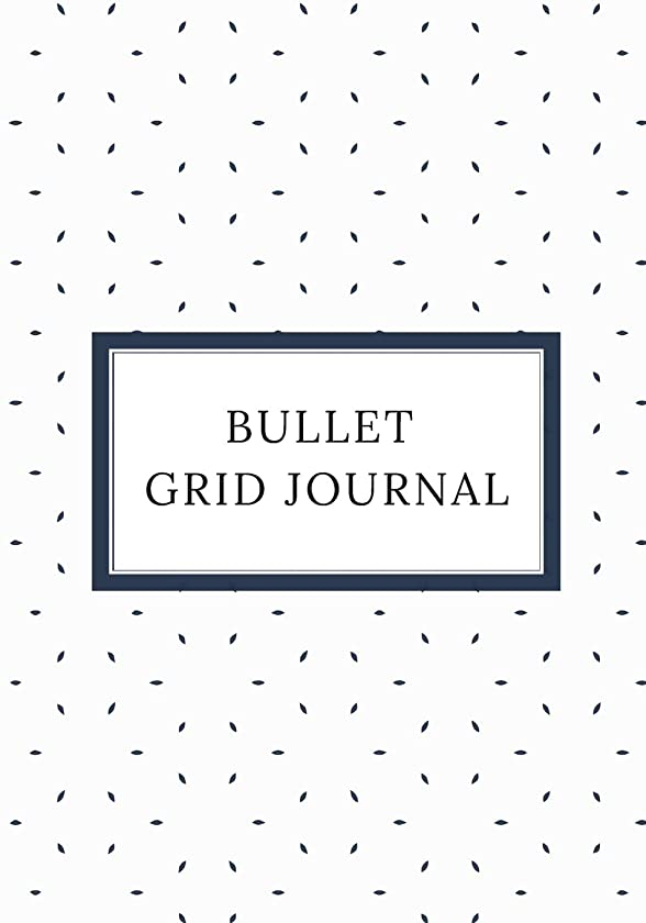 Bullet grid Journal: Dotted Bullet Grid Journal| Dotted Paper | Essentials Dot Matrix Field Note taking pad | Sketch Book Dairy for meeting and many more