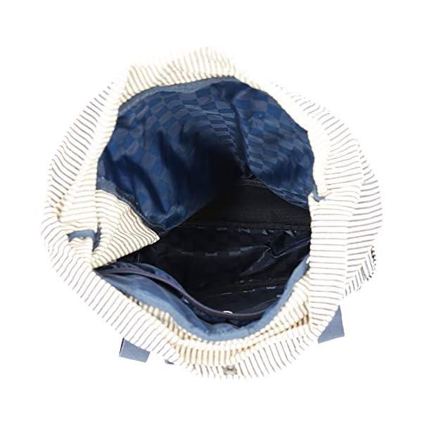 Vans Mochilas Mujer WM All Around Backpack para Mujer Azul Talla única