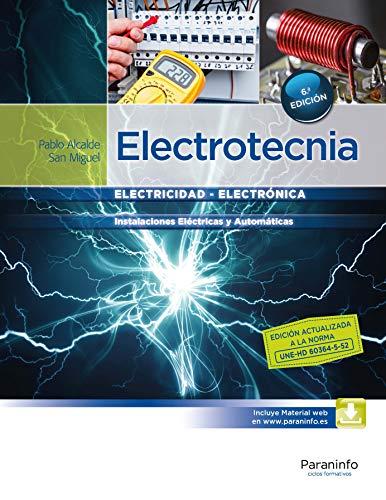 Electrotecnia: Ciclos formativos Grado medio