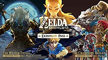 The Legend of Zelda: Breath of the Wild Expansion Pass for Switch [Digital]