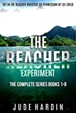 The Reacher Experiment: The Complete Series Books 1-9 (English Edition)