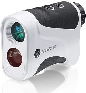 PEAKPULSE 6S Golf Rangefinder, Golf Laser Range Finder...
