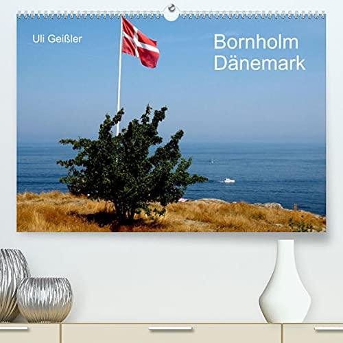 Bornholm - Dänemark (Premium, hochwertiger DIN A2 Wandkalender 2022, Kunstdruck in Hochglanz): Die schönsten Ansichten der dänischen Sonneninsel (Monatskalender, 14 Seiten ) (CALVENDO Orte)
