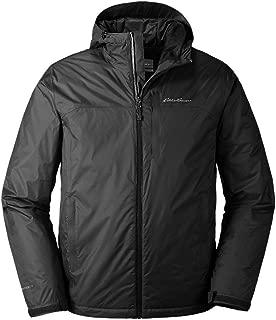 Men's Cloud Cap Insulated Rain Jacket