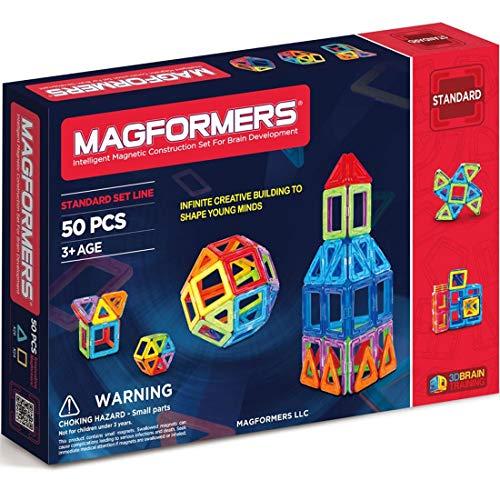 Original Magformers 701006 Basic 50pcs