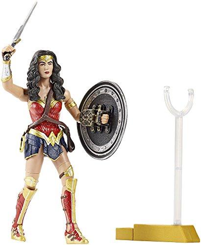 Batman v Superman Dawn of Justice Multiverse Wonder Woman Action Figure