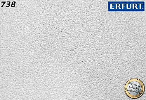 Wacolit-Set Erfurt Vliesfaser 738 ,701,707,717,719,731,735 Strukturtapete 25 x 0,75m (18,75m²) + Wilckens Rollkleister