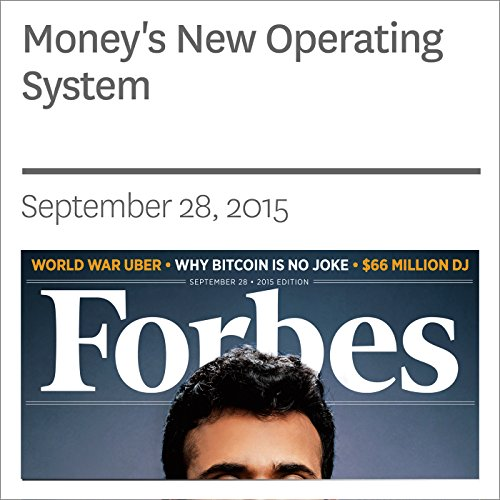 Money's New Operating System audiobook cover art