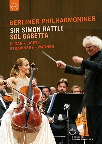 Sir Simon Rattle and Sol Gabetta - Baden Baden 2014