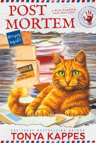 Post Mortem : A Mail Carrier Cozy Mystery Book 6 (English Edition)