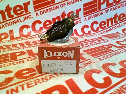 KLIXON S206H-L1401-39053 Limit Switch Thermostat U7V