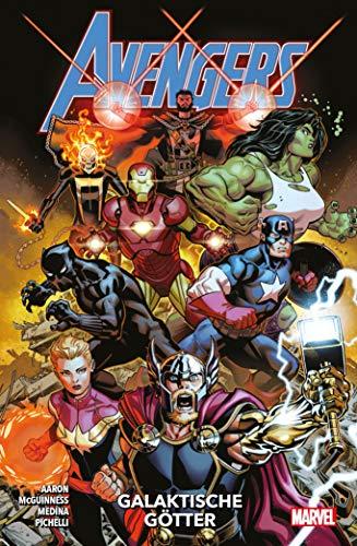 Avengers - Neustart: Bd. 1: Galaktische Götter