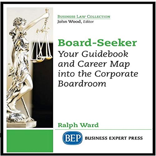 Board-Seeker audiobook cover art