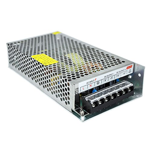 Goes Well Fuente de alimentación conmutada Transformador Fuente Conductor Driver DC12V para Tira de LED