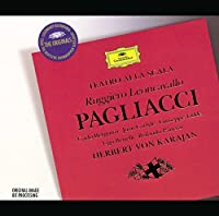 PAGLIACCI -CR IN ITALIEN-