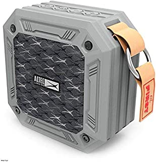 Altec Lansing Wild Outdoor Bluetooth Speaker AL-BTS5021 Grey
