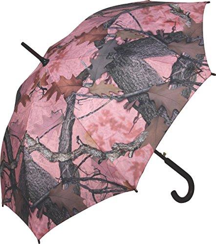 River's Edge Products 45' Full Size Pink Camo Umbrella