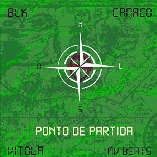 Camaco, BLK, Vitola & MV Beats