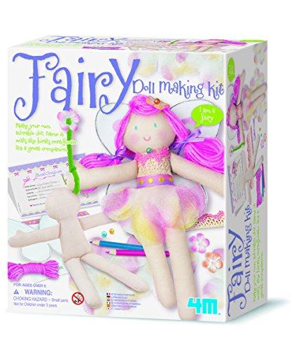 4M - Girl Crafts Kit per Realizzare Una Fat