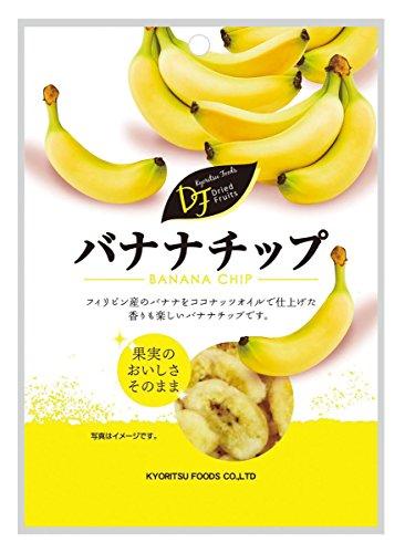 共立食品 バナナチップ 58g×6袋 B015FIOVCO 1枚目
