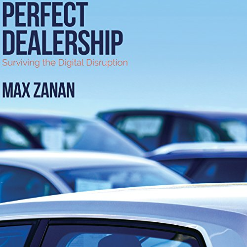 Perfect Dealership audiobook cover art