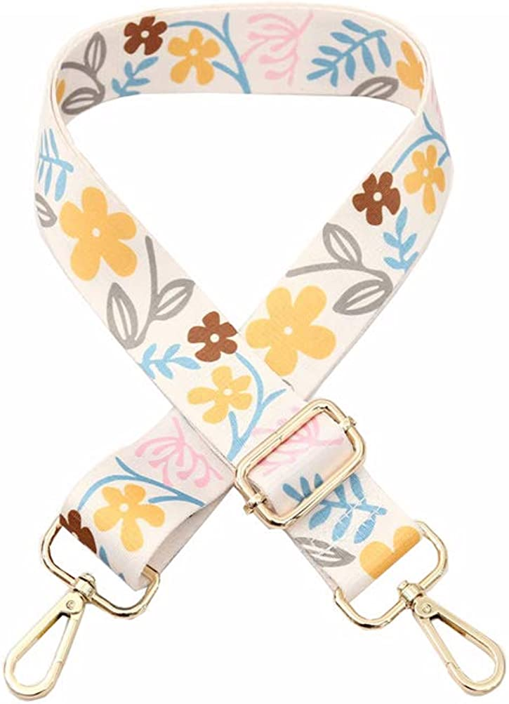 Umily 3.8cm Wide purse straps Adjust crossbody Industry No. Long Beach Mall 1 Strap replacement