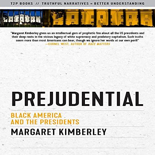 Prejudential Audiobook By Margaret Kimberley cover art