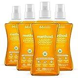 Method Liquid Laundry Detergent, Hypoallergenic + Biodegradable...