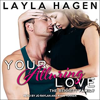 Your Alluring Love cover art